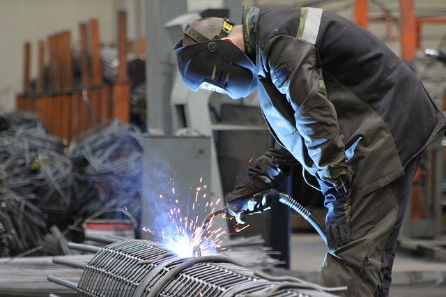 Rękawiczki dla pracowników